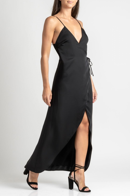Midaxe Dress black