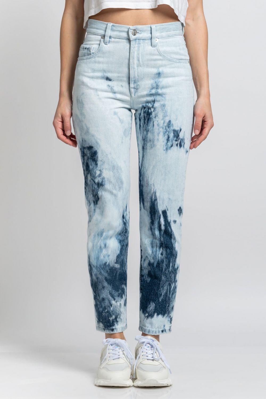 Kendall Tie Dye jeans