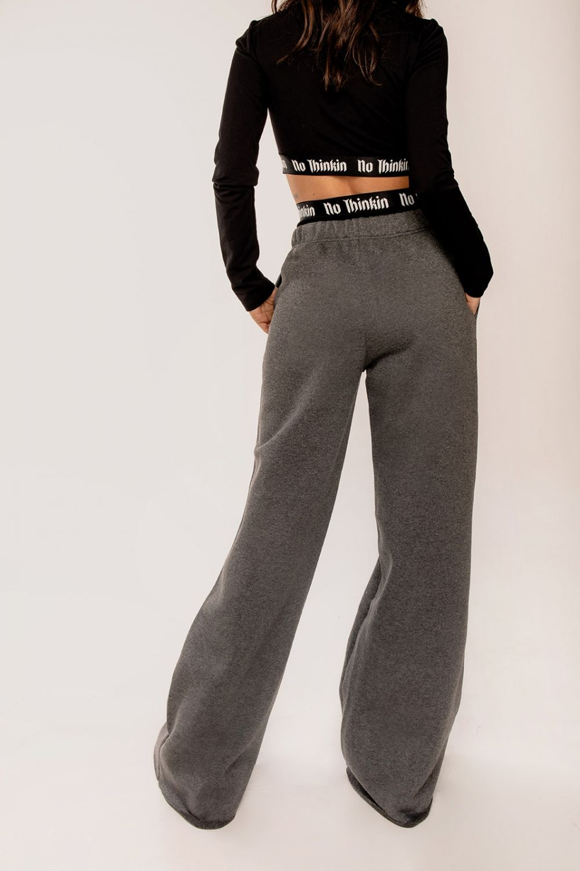 Beyonce Joggers grey