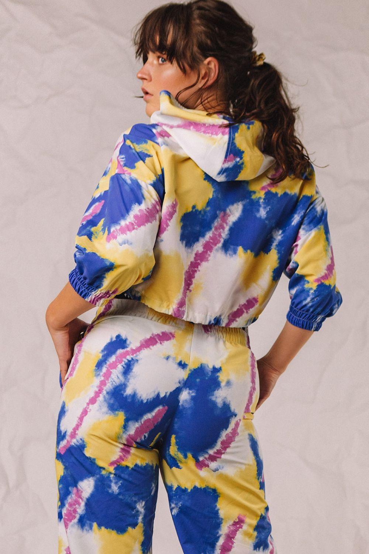 Ciara hoodie tie dye