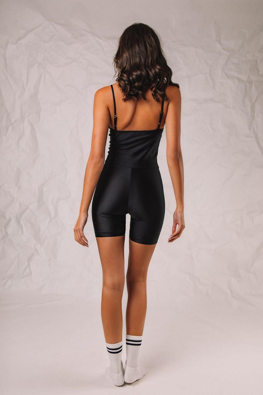 The Groovy Bodysuit Black