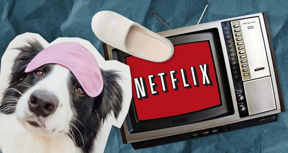 The one about Netflix and chill
