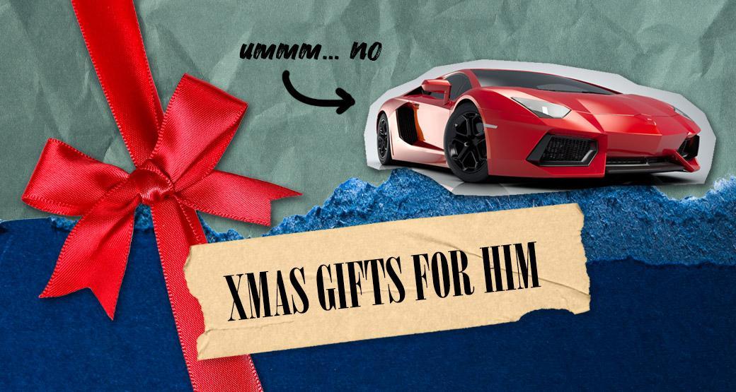Αυτό με το τέλειο Χριστουγεννιάτικο δώρο για εκείνον