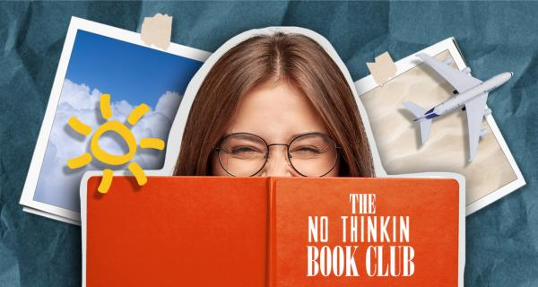 The One About Rediscovering The Joy of Books: May's Choice