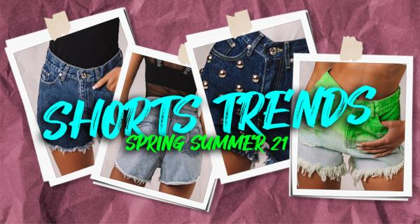 The one with the hottest shorts trends for this summer